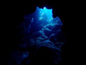 こんな日の洞窟系はい~です(^^♪