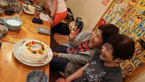 祝300本ケーキ!!
