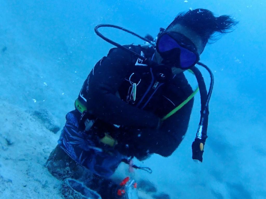 Underwater SPA!